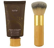 tarte Amazonian Clay Full-Coverage Foundation SPF 15 w/Brush - A219374