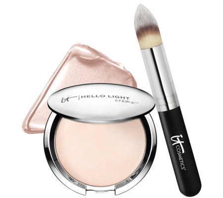 IT Cosmetics Hello Light Anti-Aging Creme Luminizer with Brush