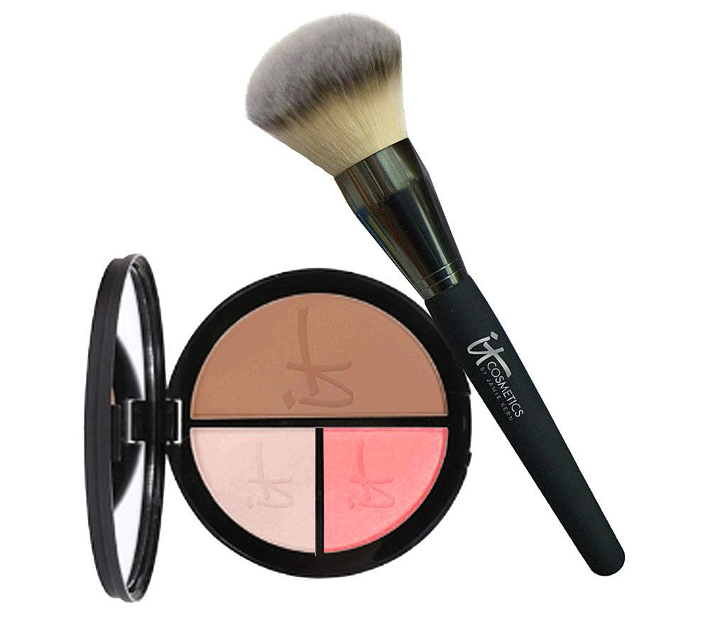 Heavenly Luxe Wand Ball Powder Brush #8 by IT Cosmetics #14
