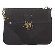 As Is JPK Paris75 Signature Fabric Olivia Convertible Bag - A229074