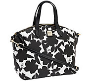 Dooney & Bourke Coated Cotton Flora Satchel - A260574