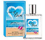 philosophy sea of love 2 fl oz eau de toilette - A266074