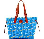 Dooney & Bourke MLB Nylon Royals Shopper - A281674