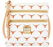 Dooney & Bourke NCAA University of Texas Zip Crossbody - A283474