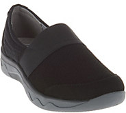 As Is Clarks Cloud Steppers Slip-On Shoes - McKella Mesa - A289374