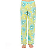 Jockey Separates Suzettes Sunflowers Full-Length Pant - A332674