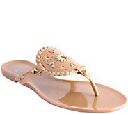 Nomad Jelly Sandals - Jujube - A357774