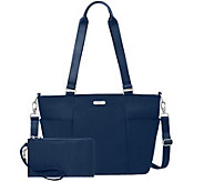 Baggallini Medium Avenue Tote with Wristlet - A359574