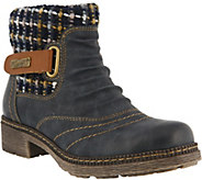Spring Step Water-Resistant Boots - Citrine - A360774