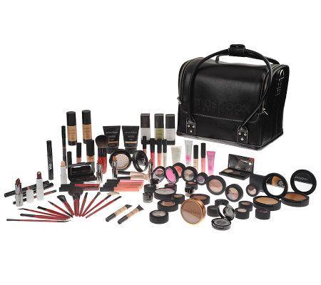 smashbox pro make up artist starter kit with case  page 1