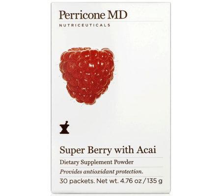 Super berry powder with acai