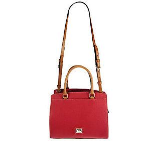 Dooney amp bourke dillen leather small blair bag