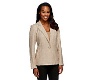 Linea by Louis DellOlio Linen Jacket - A253575
