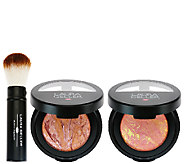 Laura Geller Special Edition Baked Blush Duo with Brush - A269175