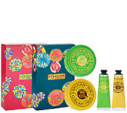 LOccitane 4-piece Ultra Soft Body Cream & Hand Cream Set - A273775