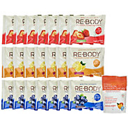 Re-Body Fruit Variety Protein Bars & Hunger Chews Auto-Delivery - A279375
