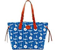 Dooney & Bourke MLB Nylon Dodgers Shopper - A281675