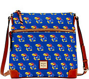 Dooney & Bourke NCAA University of Kansas Crossbody - A283175