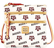 Dooney & Bourke NCAA Texas A&M University Zip Crossbody - A283475