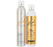 Nick Chavez ThirstQuencher Hairspray & Diva Shine Spray Duo - A295075