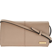 Tignanello Pebble Leather Go-Go Crossbody Handbag - A300875