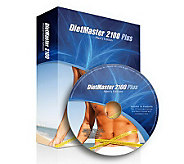 DietMaster 2100 Plus Diet and Meal Planning Software - A312075
