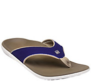 Spenco Mens Orthotic Thong Sandals - Yumi - A334575