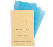 Mai Couture Salicylic Acid Oil Blotting Papier - A335475