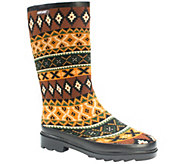 MUK LUKS Anabelle Rain Boots - A337775