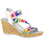 Tuscany by Easy Street Wedge Sandals - Piceno - A339075