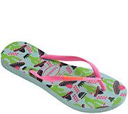 Havaianas Flip-Flop Sandals - Slim Cool - A340475