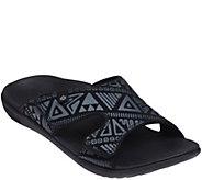Spenco Adjustable Slide Sandals - Tribal - A340875