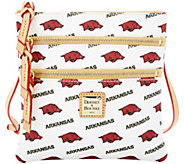 Dooney & Bourke NCAA University of Arkansas Zip Crossbody - A283476