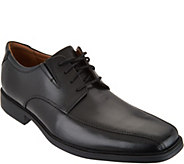 Clarks Mens Leather Lace-up Dress Shoes - Tilden Walk - A297376