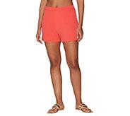 As Is Denim & Co. Beach Swim Shorts - A344476