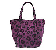 Kelsi Dagger Ryan Leopard Print Double Strap Shoulder Bag - A234677