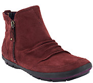 Cobb Hill by New Balance Suede Ankle Boots - Tatum - A259177