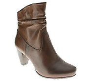 Spring Step Trance Leather Ankle Boots - A330177