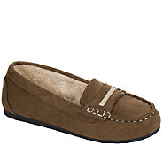 Hush Puppies Penny Moccasin Slippers - Mayflower - A334977