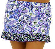 Fit 4 U Hips Dolce Skirted Bottom w/ Flounce - A337077