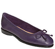 Aerosoles Leather Stitch N Turn Slip-Ons - Fashionista - A337177