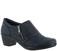 Easy Street Booties with Side Zip - Bryson - A337677