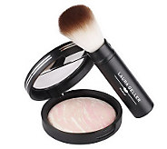 Laura Geller Balance N Brighten Baked Foundation .32oz & Brush - A81777