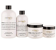 philosophy miracles for me & you 4-piece skin care set - A257778