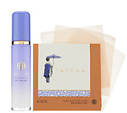 TATCHA Luminous Dewy Skin Mist and Bonus Blotting Papers - A267478
