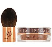 Vita Liberata Trystal Minerals Gradual Glow Bronzer & Brush - A268578