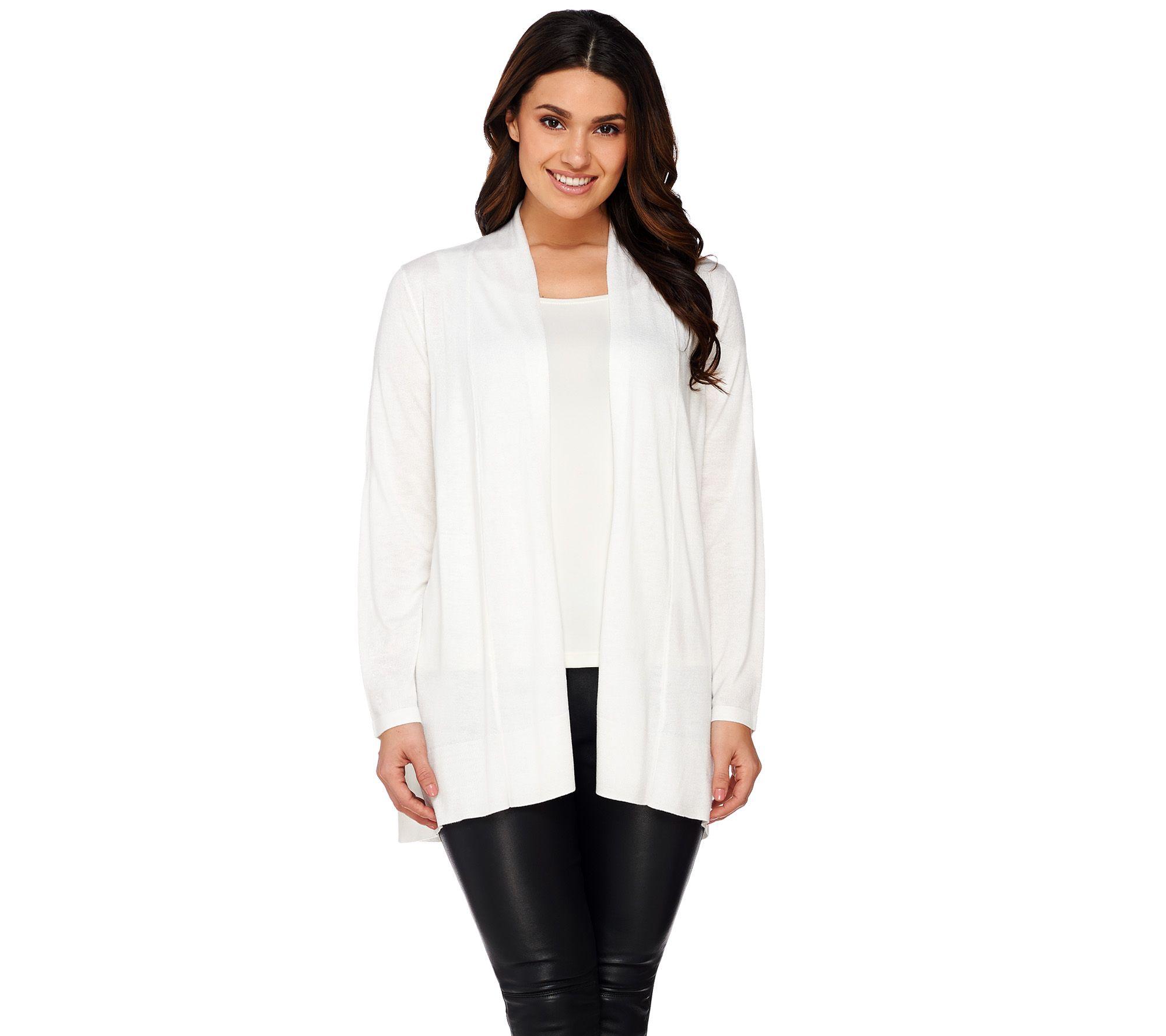 Susan Graver — Cardigans — Sweaters & Cardigans — Fashion — QVC.com