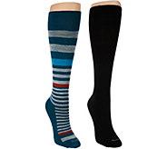 Sockwell Orbital Graduated Compression Socks Two Pack - A282678