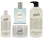 philosophy baby grace 4-piece fragrance Set Auto-Delivery - A291578
