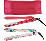 CHI Smart GEMZ Magnify Volumizing Styling Iron w/ Travel Iron - A297278